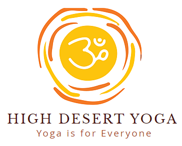 High Desert Yoga Logo