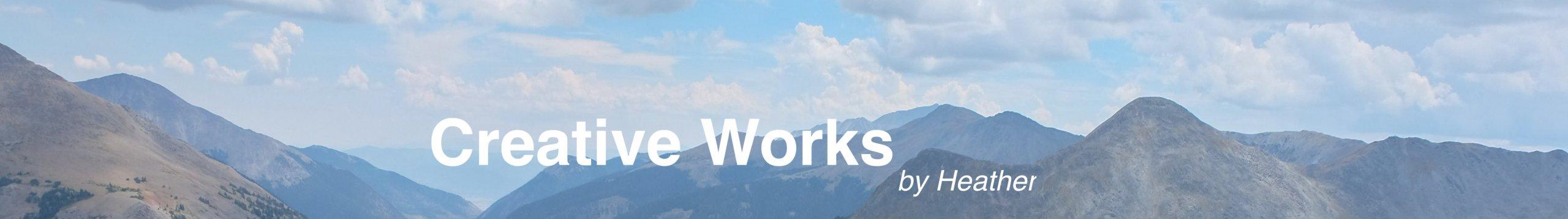 creative works for digital programs